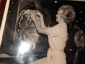 My Grandmother at Westinghouse Decades After WWII