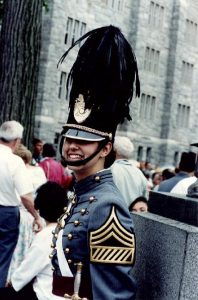 Caro at West Point